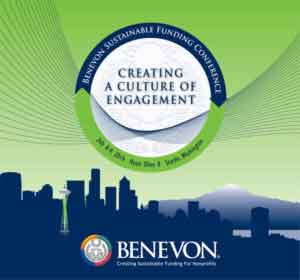 Benevon Conference Logo 2016 Creating a Culture of Engagement Seattle