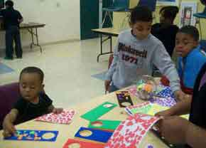 Kids at YWCA Delaware