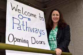 Welcome to Pathways Opening Doors